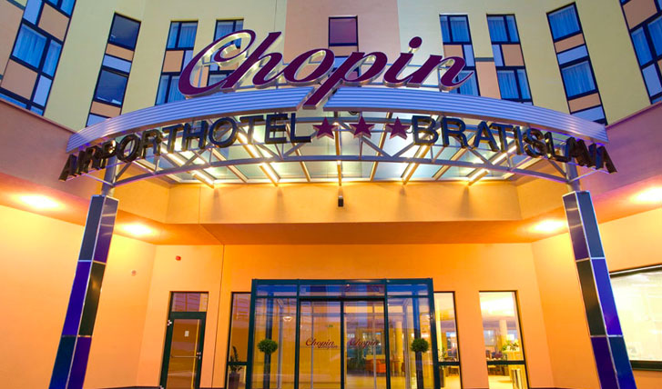 Image No.0 of Chopin Airporthotel Bratislava