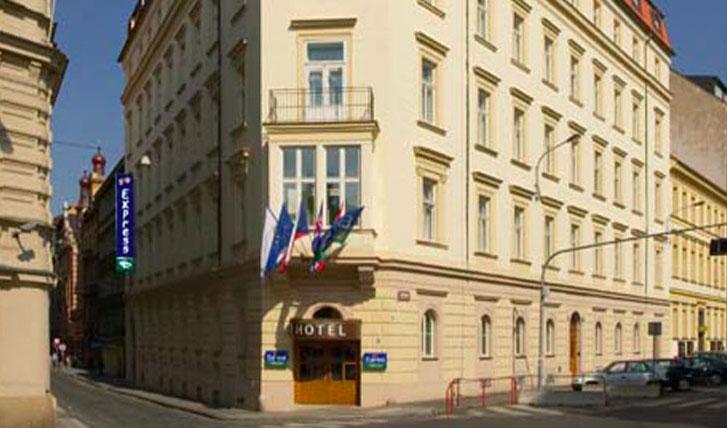 Image No.1 of Express by Holiday Inn City Center Prague